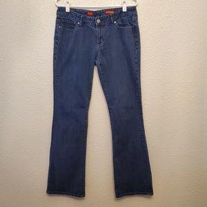 Express Stella Boot Leg Jeans